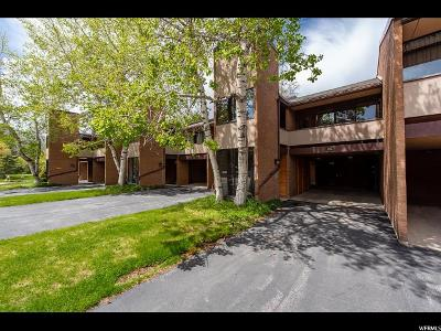 Park City Townhouse Under Contract: 1724 Captain Molly Dr
