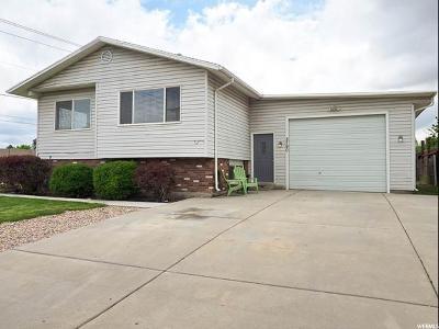 West Jordan Single Family Home For Sale: 8790 S Royalcrest