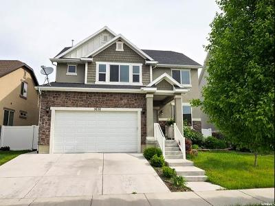 South Jordan Single Family Home For Sale: 3638 W Lilac Heights Dr S