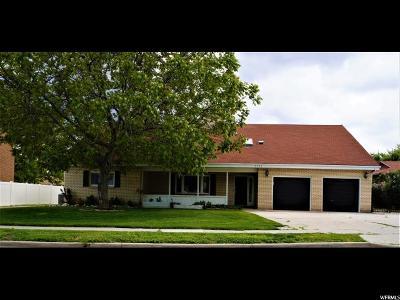 South Jordan Single Family Home For Sale: 2251 W Bonanza Ct