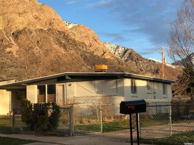 Ogden Single Family Home For Sale: 859 E 850 N