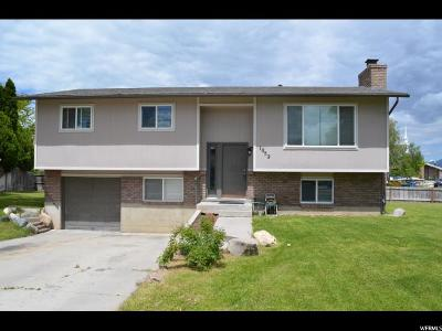Orem Single Family Home For Sale: 1052 W 1530 N