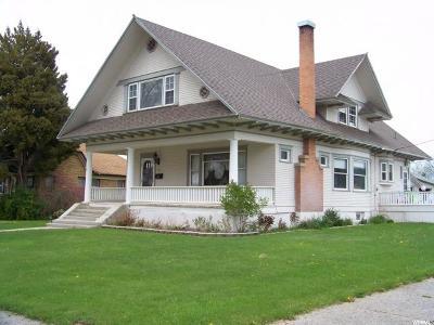 Single Family Home For Sale: 506 Washington St
