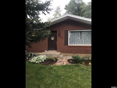 North Ogden Single Family Home For Sale: 1234 E 2500 N