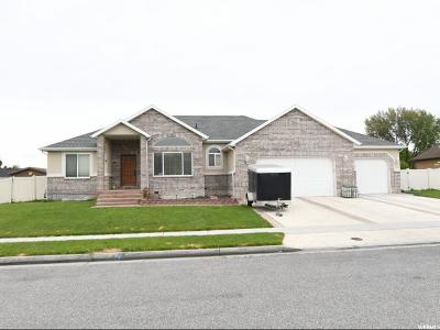Tremonton Single Family Home For Sale: 745 N 400 E