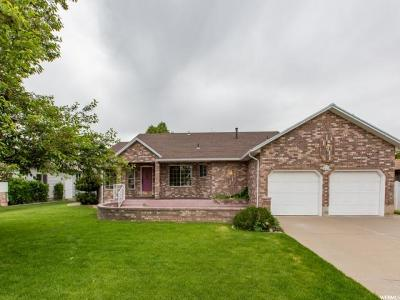 Roy Single Family Home For Sale: 4163 S 2225 W