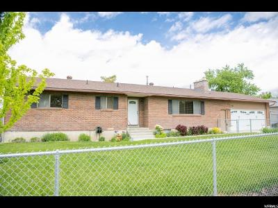 Smithfield Single Family Home Under Contract: 455 W 300 N
