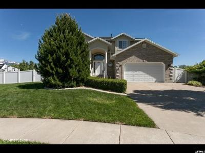 Layton Single Family Home For Sale: 325 W 850 S