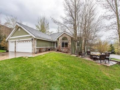 Park City Single Family Home For Sale: 2625 Daybreaker Dr