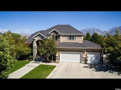 South Jordan Single Family Home For Sale: 11309 S Green Grass Ct