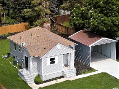Holladay Single Family Home For Sale: 1895 E Frontier Rd S