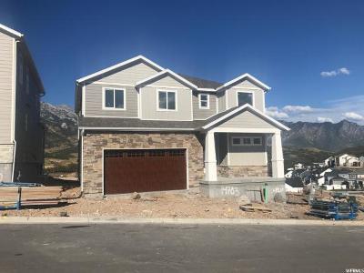 Draper Single Family Home For Sale: 14783 S Glacial Peak Dr #420