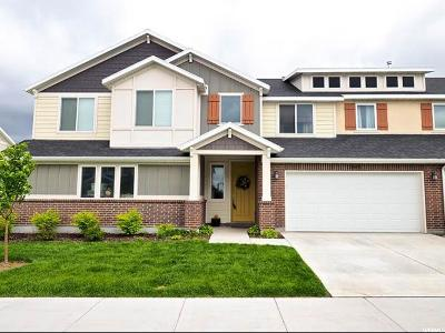 Herriman Townhouse For Sale: 11848 S Rushmore Park Ln
