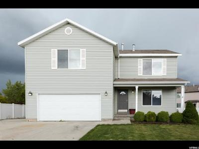 Spanish Fork Single Family Home For Sale: 1047 W 400 S