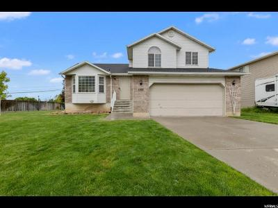 Pleasant Grove Single Family Home For Sale: 1597 N 150 E