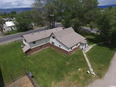 Heber City Single Family Home For Sale: 3024 S Daniels Rd