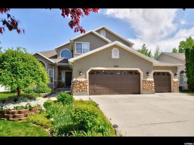 Draper Single Family Home For Sale: 11537 S Sugar Berry Rd