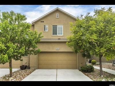 Stansbury Park Townhouse For Sale: 6834 Bigelow Dr