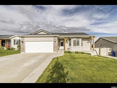 Saratoga Springs Single Family Home For Sale: 2098 N Boysenberry Dr