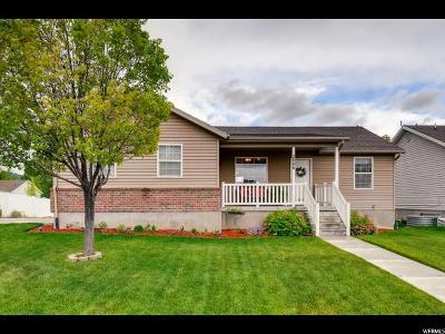 Eagle Mountain Single Family Home For Sale: 2086 E Juniper Dr N