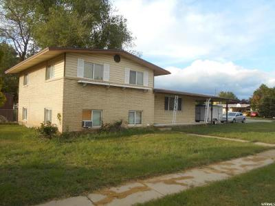 Roy Single Family Home For Sale: 2308 W 4350 S