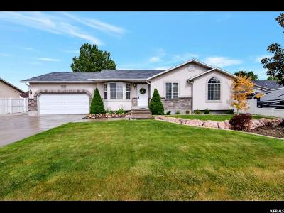West Jordan Single Family Home For Sale: 7441 S 4950 W