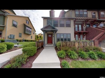 Midvale Townhouse For Sale: 7666 S San Savino Way