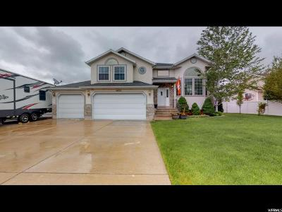 West Jordan Single Family Home For Sale: 8929 S Sunspring Dr W