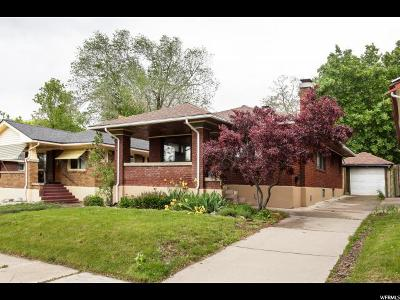 Ogden Single Family Home For Sale: 2754 S Brinker Ave