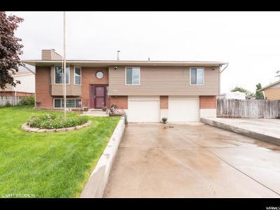 West Jordan Single Family Home For Sale: 9036 S Judd Ln W