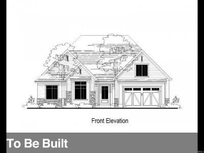 Springville Single Family Home For Sale: 2553 E 700 S #16