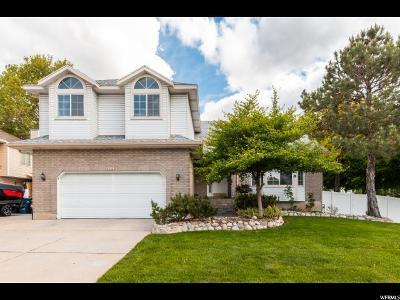 Sandy Single Family Home For Sale: 2084 E New Horizon Dr