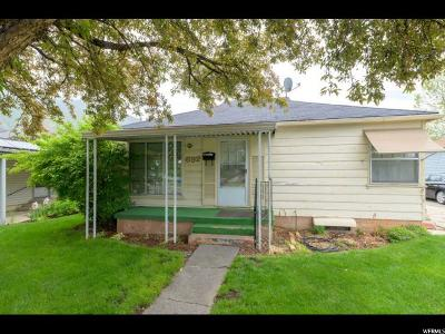 Springville Single Family Home Under Contract: 692 Brookside Dr
