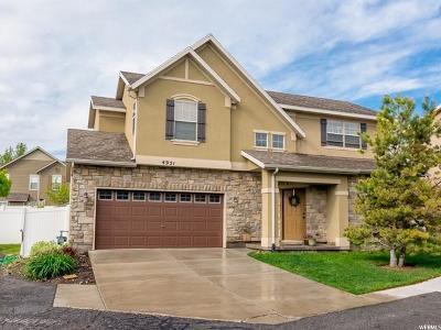 Riverton Single Family Home For Sale: 4951 W Favre Bay S