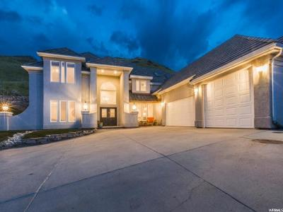 Herriman Single Family Home For Sale: 15024 S Rose Creek Ln