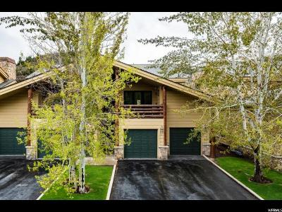 Park City Condo For Sale: 1780 Deer Valley Dr N #402