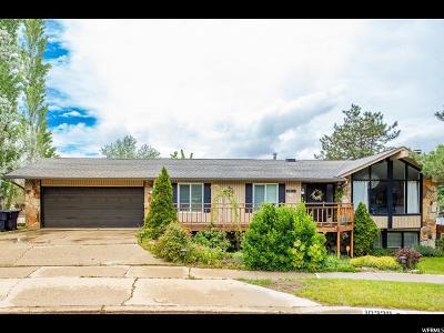 Sandy Single Family Home For Sale: 10328 S 2260 E