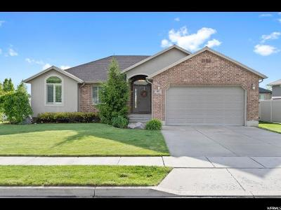 Layton Single Family Home For Sale: 91 N 3600 W