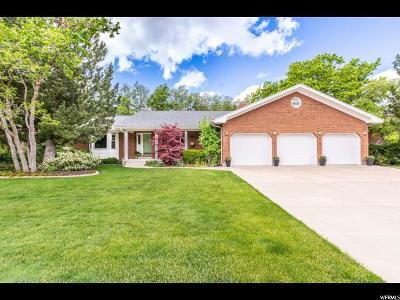 Ogden Single Family Home For Sale: 5395 S 1300 E