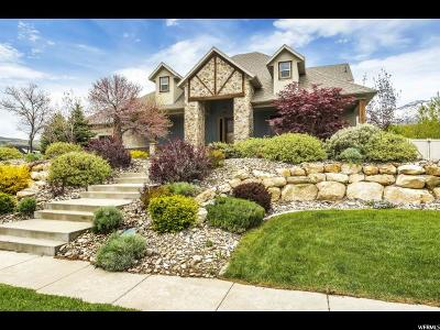 Alpine Single Family Home Under Contract: 996 W Pfeifferhorn Ct N