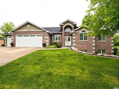 Kaysville Single Family Home For Sale: 1822 S 200 W