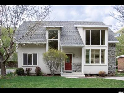 Provo Single Family Home For Sale: 3712 E Provo Canyon Rd