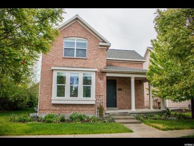 South Jordan Single Family Home For Sale: 11584 S Roselawn Way W