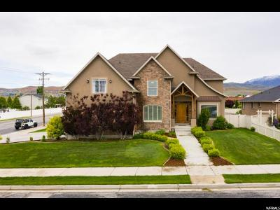 Lehi Single Family Home For Sale: 286 W 2600 N