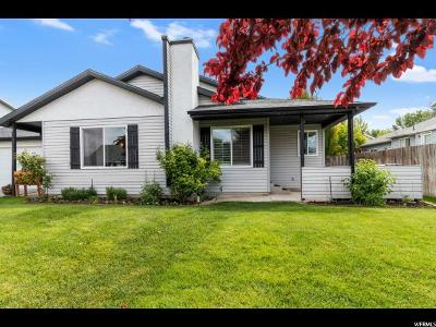 Sandy Single Family Home For Sale: 9311 S 805 W