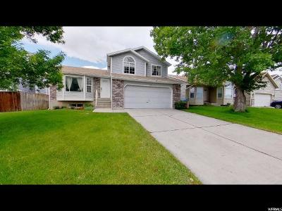 West Jordan Single Family Home For Sale: 6322 S Castleford Dr