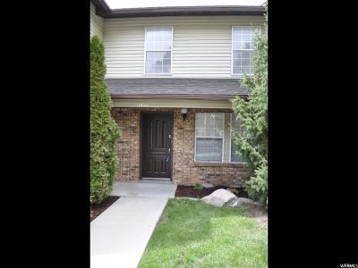 Ogden Townhouse For Sale: 1457 S 1650 E #7B