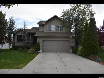 Clearfield Single Family Home For Sale: 110 E 2325 S
