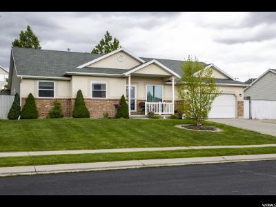 West Jordan Single Family Home For Sale: 8678 S 5170 W