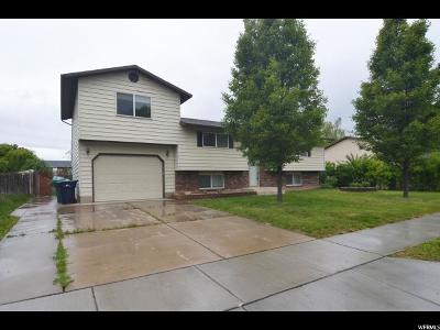 Clearfield Single Family Home For Sale: 2259 S 350 W